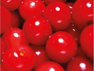 Rote Kirschen
